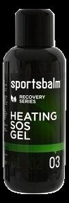 Sportsbalm Heating SOS Gel 200 ml