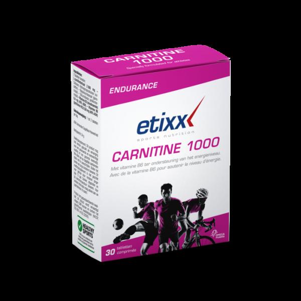 Etixx Carnitine 1000 30 tabletten