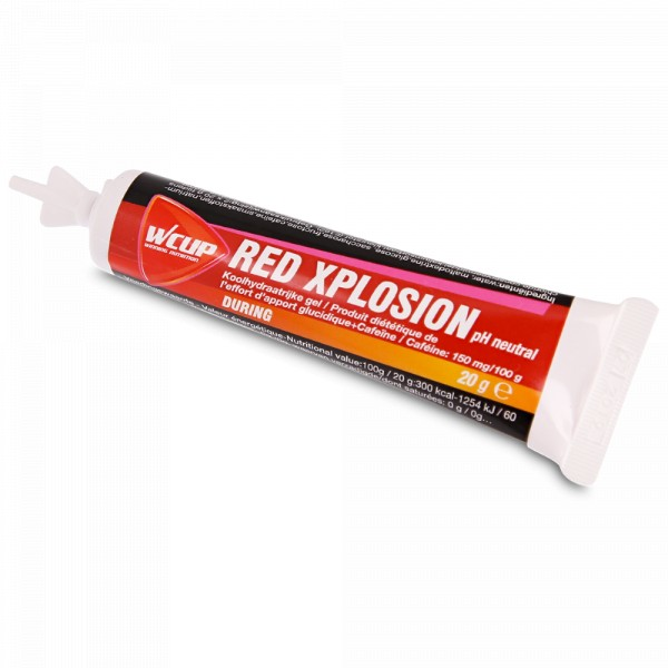 Wcup Red Xplosion 20 gram