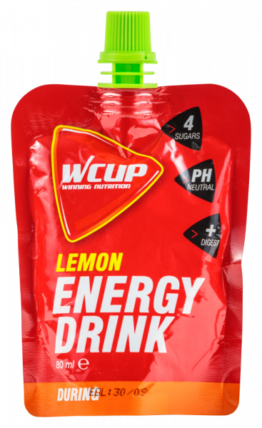 Wcup Energy Drink 80 ml 5+1 Gratis