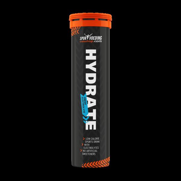 SportvoedingWebshop Hydrate electrolyte bruistabletten