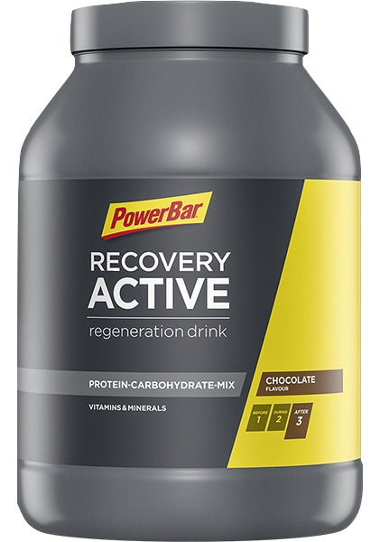 PowerBar Recovery Active Chocolate 1200 gram