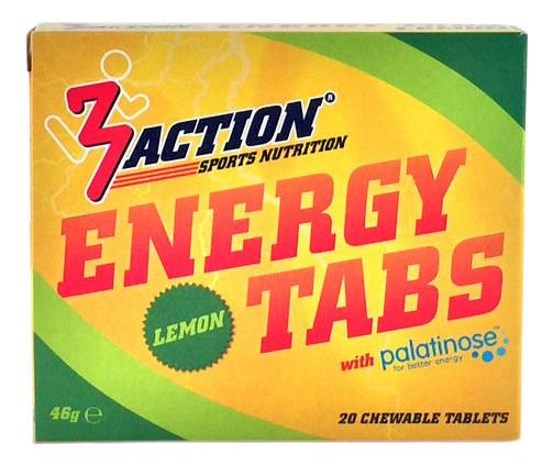 3Action Energy Tabs 20 stuks