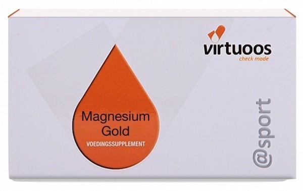 Virtuoos Magnesium Gold 90 tabletten