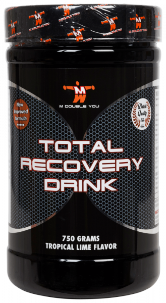 MDY Total Recovery Drink Tropical Lime 750 gram