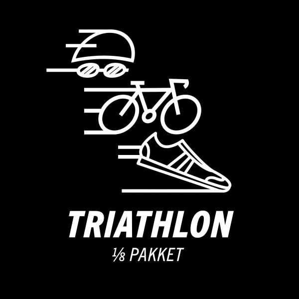 Triathlon 1/8 sportvoeding pakket
