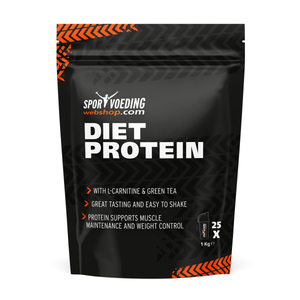 SportvoedingWebshop Diet Protein 1 kg