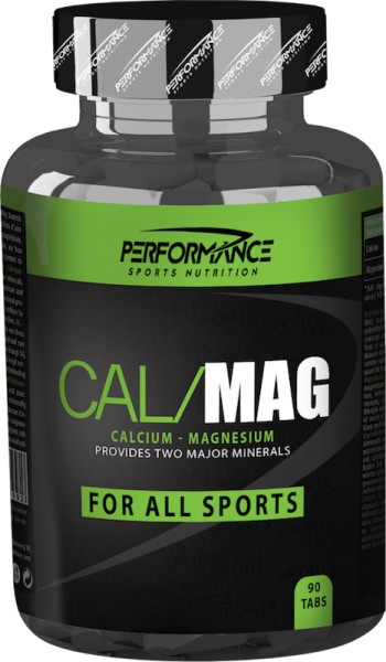 Performance Cal Mag 120 tabletten