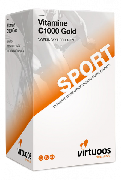 Virtuoos Vitamine C1000 Gold 90 tabletten