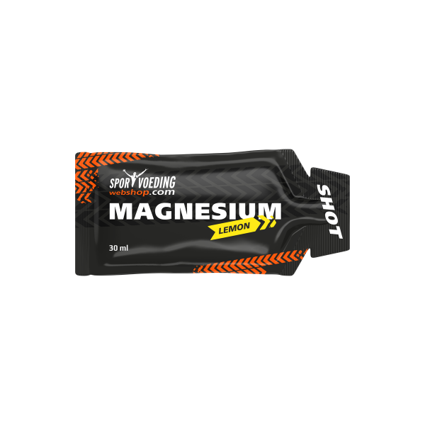 SportvoedingWebshop Magnesium SHOT