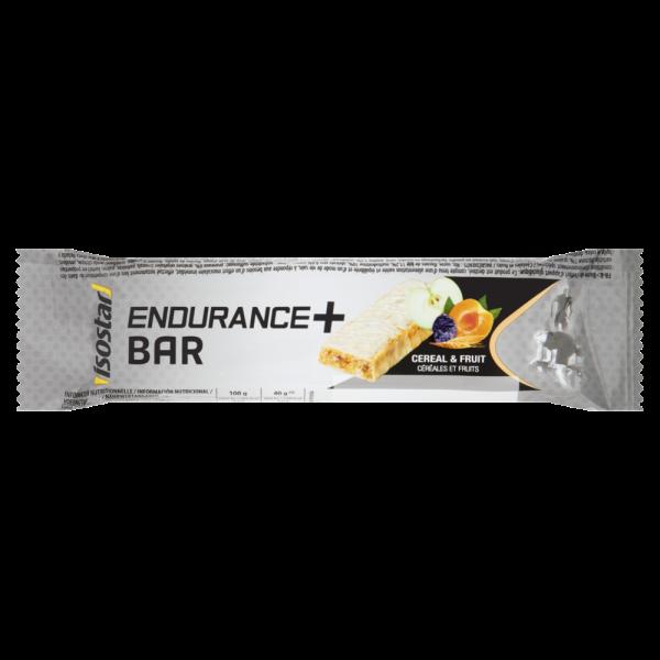 Isostar Endurance+ Bar Cereal & Fruits 40 gram