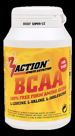 3Action BCAA 100 tabletten