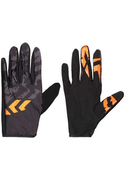 SportvoedingWebshop Long Light Glove Black