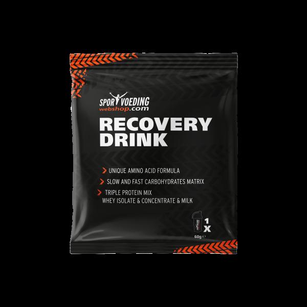 SportvoedingWebshop Recovery Drink meeneem sachet