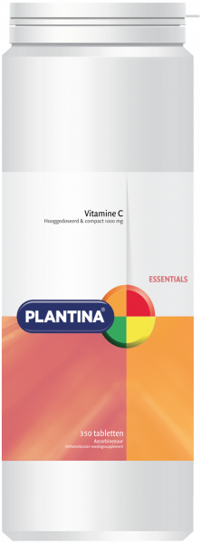 Plantina Vitamine C 350 tabletten