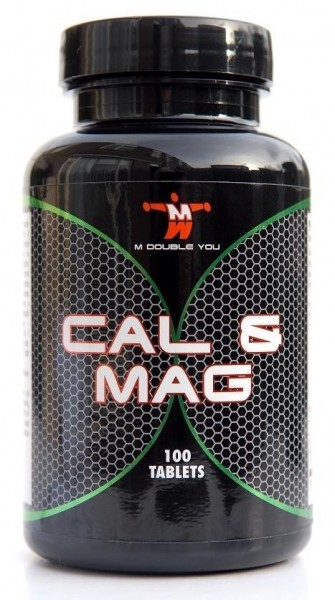 MDY Cal & Mag 100 tabletten