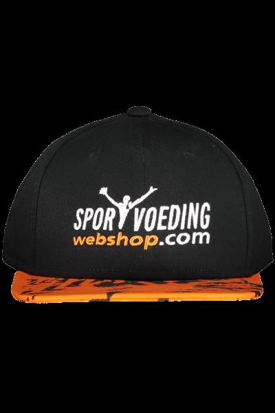 SportvoedingWebshop Cap Orange Edition Kids