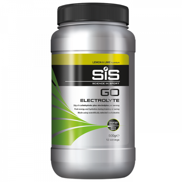 SiS GO Electrolyte 500 gram