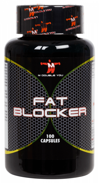 M Double You Fatblocker 100 tabletten