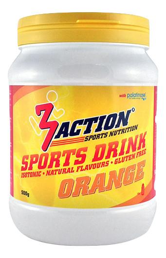 3Action Sports Drink 500 gram