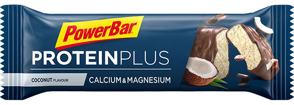 PowerBar Protein Plus Mineral Bar Coconut 35 gram