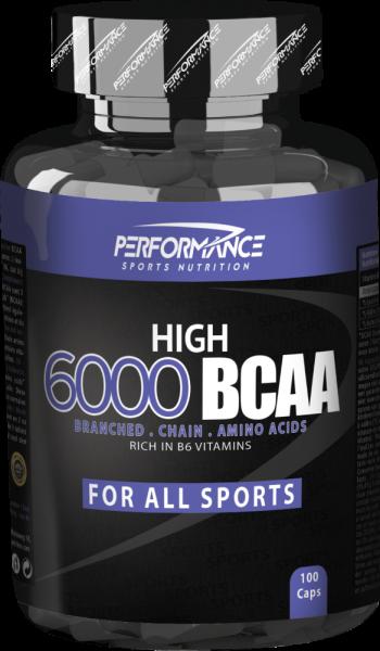 Performance High BCAA 6000 - 90 tabletten