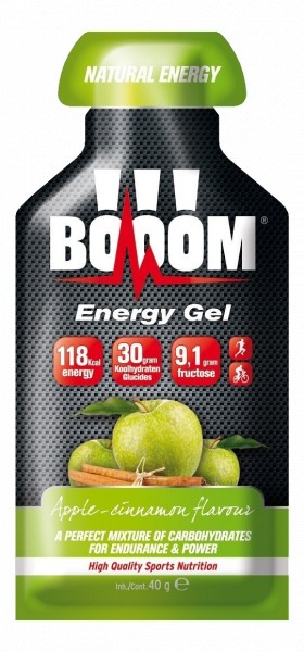 BOOOM Energy Fruit Gel 40 gram