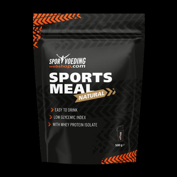 SportvoedingWebshop Sports Meal 500 gram navulverpakking