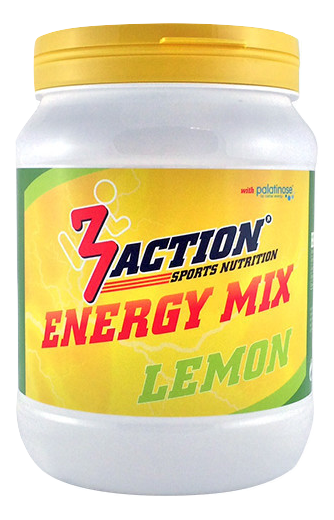 3Action Energy Mix Lemon 500 gram