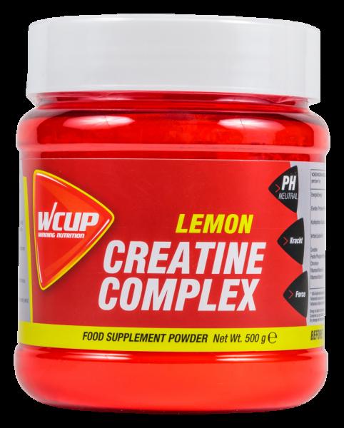 Wcup Creatine Complex Lemon 500 gram