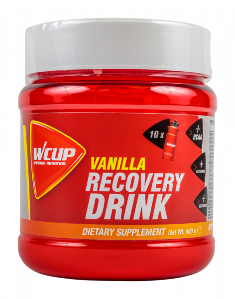 Wcup Recovery Drink 500 gram