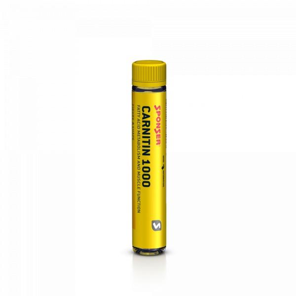 Sponser L-Carnitin 1000 25 ml