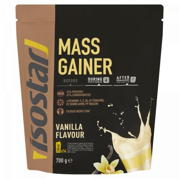 Isostar PowerPlay Mass Gainer Vanilla 700 gram