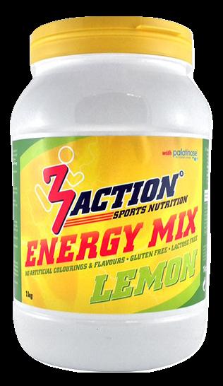 3Action Energy Mix Lemon 1 kg