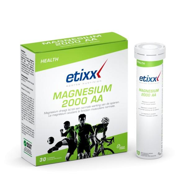 Etixx Magnesium 2000 AA 10 tabletten