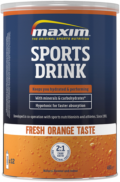 Maxim Sports Drink 480 gram