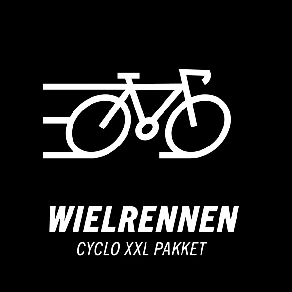Sportvoeding Wielrennen Cyclo pakket XXL