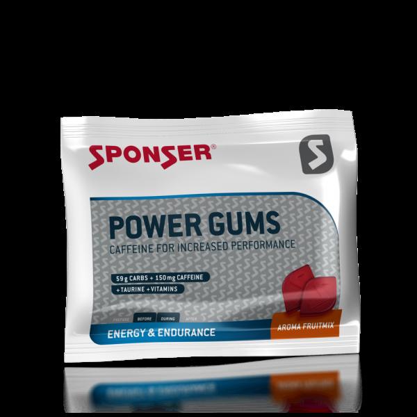 Sponser Power Gums 75 gram