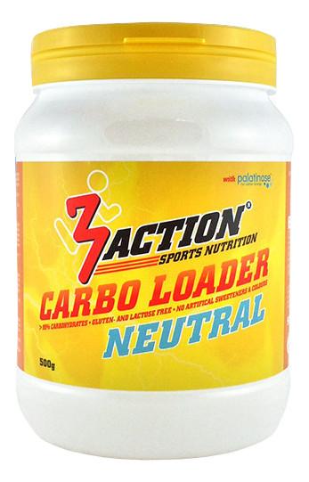 3Action Carboloader 500 gram