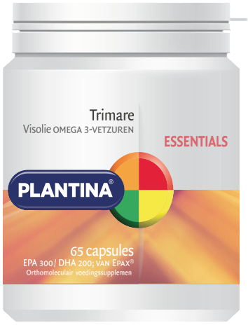 Plantina Trimare Visolie 60 tabletten