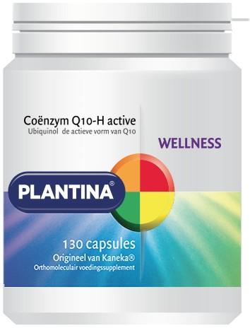 Plantina Coënzym Q10-H 60 tabletten 50% korting