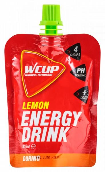Wcup Energy Drink 80 ml 5+1 Gratis