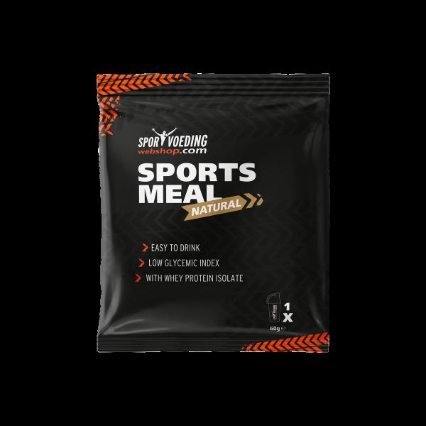 SportvoedingWebshop Sports Meal meeneem sachet