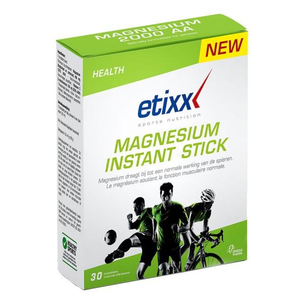 Etixx Magnesium Instant Stick 30 stuks