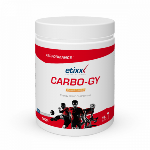 Etixx Carbo-Gy Orange 1 kg 25% korting